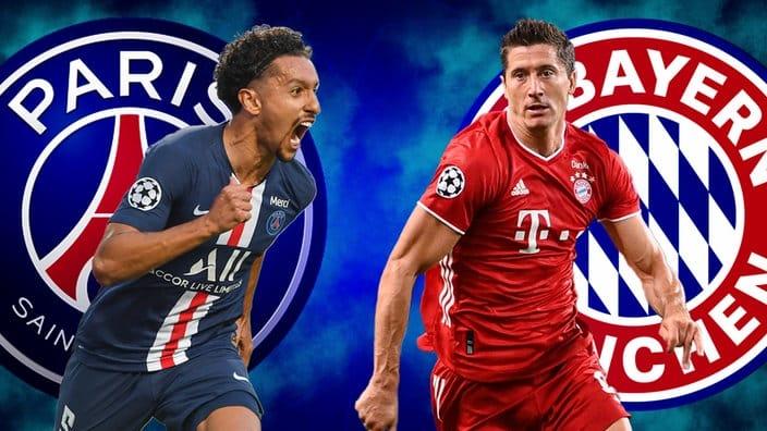 Champions-League Finale am Sonntag den 23.08.2020
