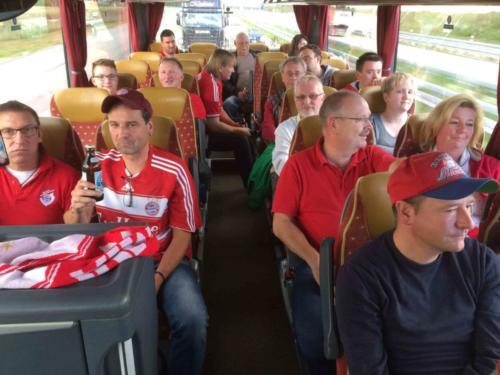 Fahrt gegen RSC Anderlecht